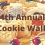 4th Annual Cookie Walk